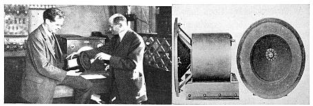 Chester W. Rice y Edward W. Kellogg inventan el primer altavoz de bobina móvil.
