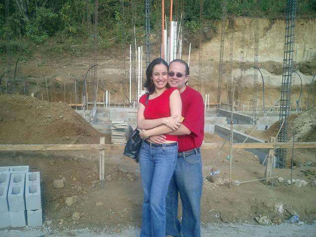 CONSTRUCCION DE NUESTRA CASA