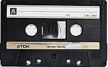 El cassette compacto es inventado por Phillips