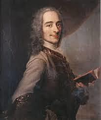 Voltaire Arrested