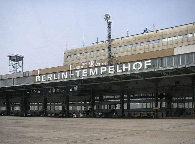 Tempelhof beendet Betrieb
