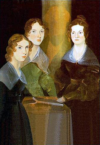 The three Brontë sisters