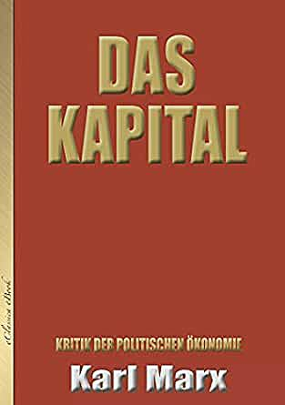 Das Kapital by Marx