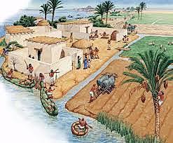 Mesopotamia - sivilisasjonens vugge