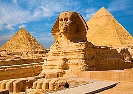Egypt - faraoens rike