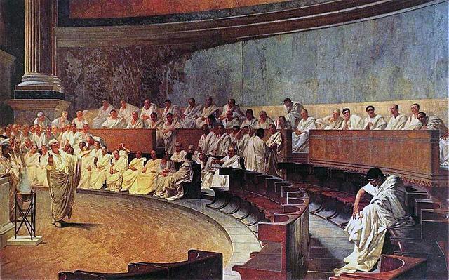 Antikkens Roma- Den romerske republikken