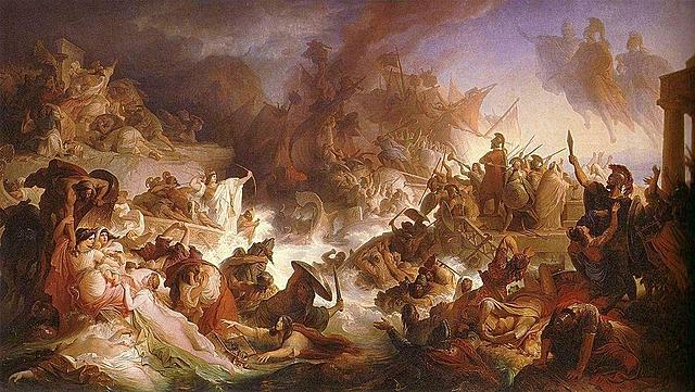 Athen mot Sparta