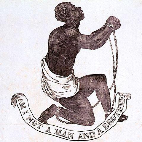 Engeland schaft de handel in slaven af