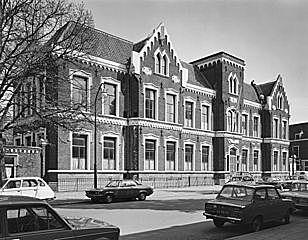 Rijksmuseum van natuurlijke historie wordt opgericht