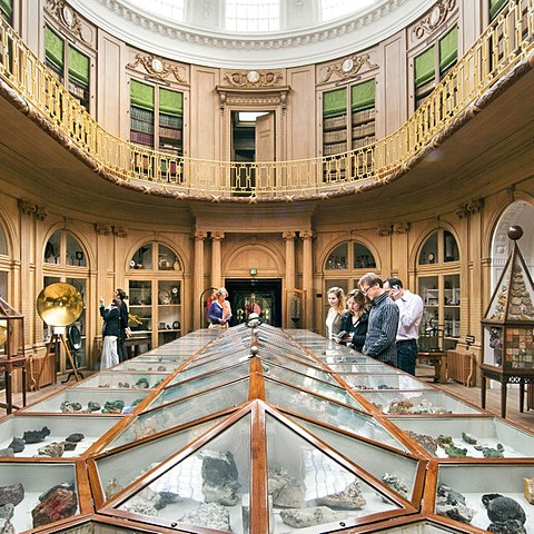 Teylers Museum wordt opgericht