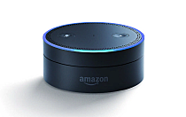 Amazon libera a Alexa, un altavoz controlado por voz.