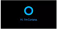 Microsoft anuncia a Cortana, un asistente de voz para Microsoft Windows.