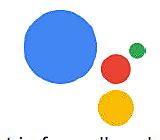 Google Assistant está formalmente liberado.