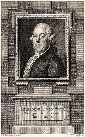 Hendrik van Wijn schrijft: Historische en letterkundige avondstonden