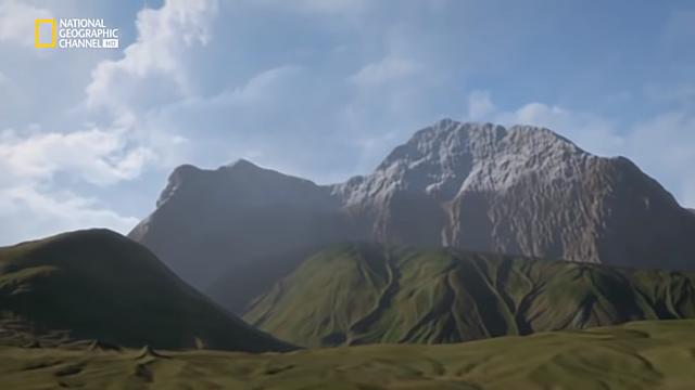 22.Montañas y ríos