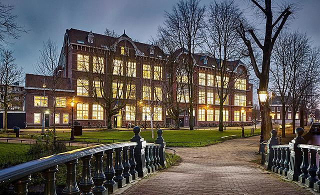 De Reinwardt Academie word opgericht