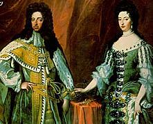 William and Mary Chosen to Rule