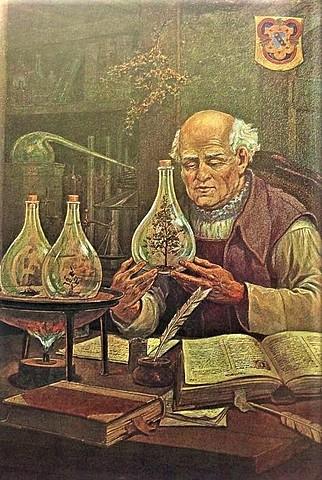 Iatrochemistry