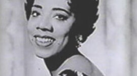The life of Althea Gibson  timeline