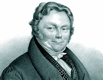 Jöns Berzelius (1779-1848) y Justus von Liebig (1803-1873)