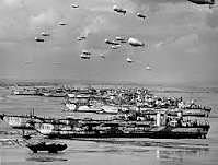 Normandy landings (D-Day) 1944