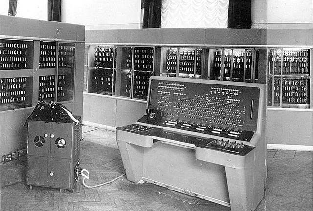 БЭСМ-2 (большая электронная счетная машина) (II)