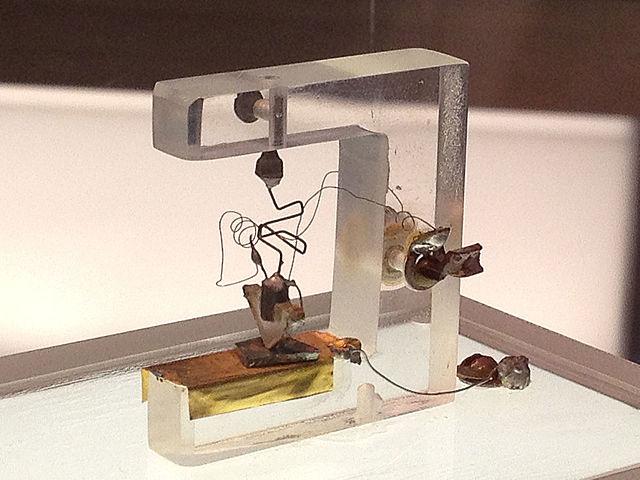 Транзистор (II)