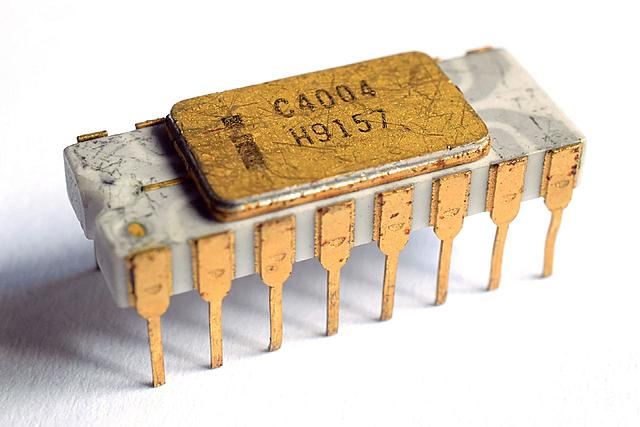 Intel 4004 (IV)