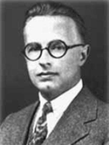 W.A. Shewhart (1891-1967)