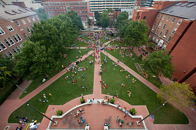 The University I will be attending