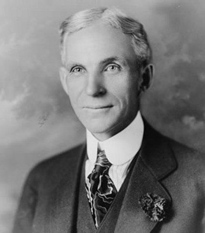 Aporte de Henry Ford a la calidad ;D