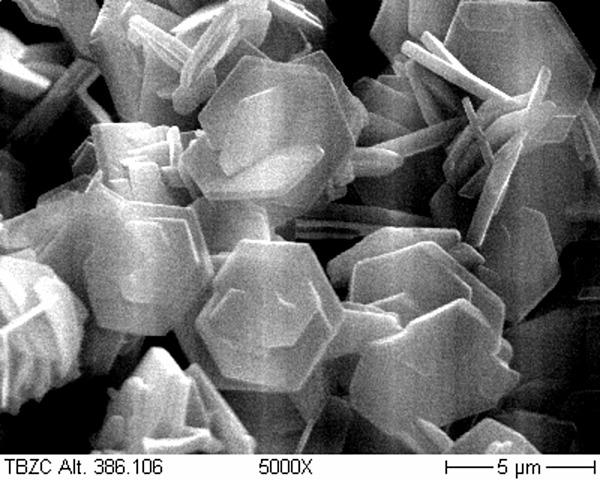 Introduciion del oxicloruro de zinc