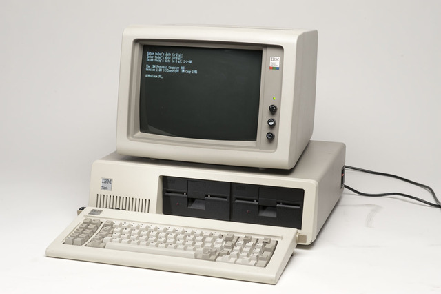 IBM Personal Computer Released