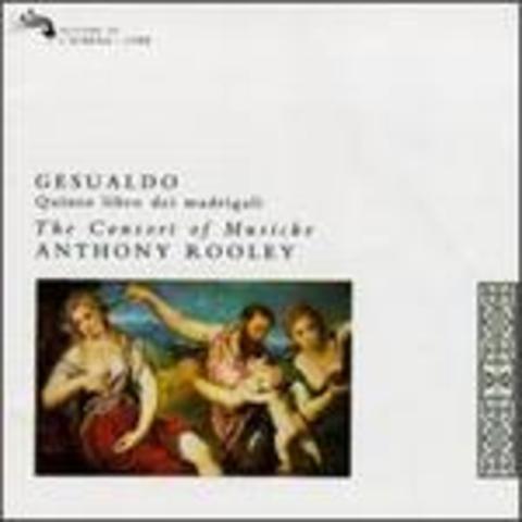 Monteverdi's Fifth Book of Madrigals