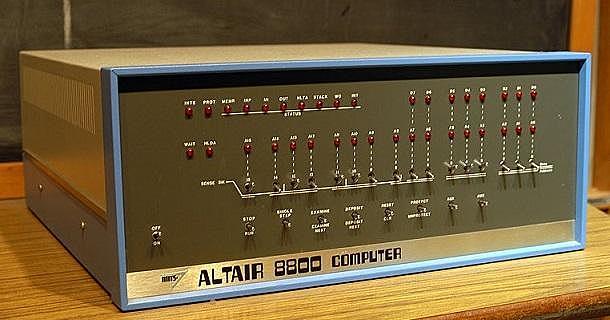 Altair 8800 (4°GENERACIÓN)