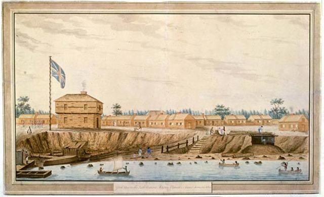 Capture of York