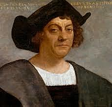 Christopher Columbus: sponsored by king Ferdinand and Queen