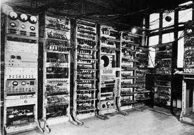 El primer computador