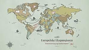 Europa Ekspansasjon