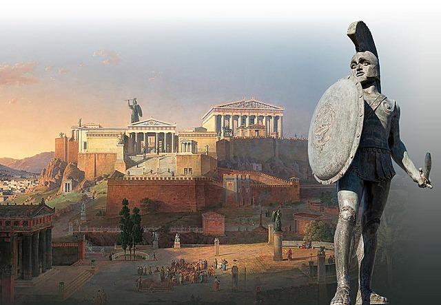 Antikkens hellas - Polissamfunnet-KAPITTEL2