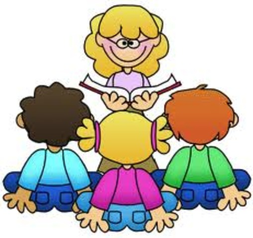 Miss Miller, First Grade Teacher