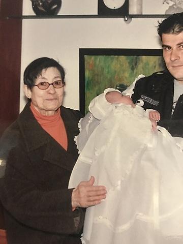 Mor la meva àvia, la mare del meu pare