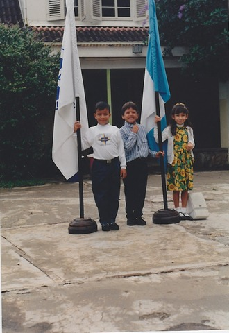 Anderamiento en el Colegio Interamericano