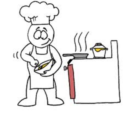 aprendo a cocinar