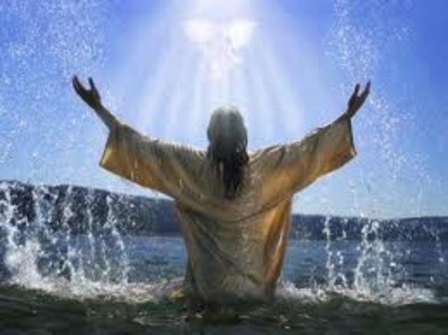 mi bautismo en la iglesia cristiana
