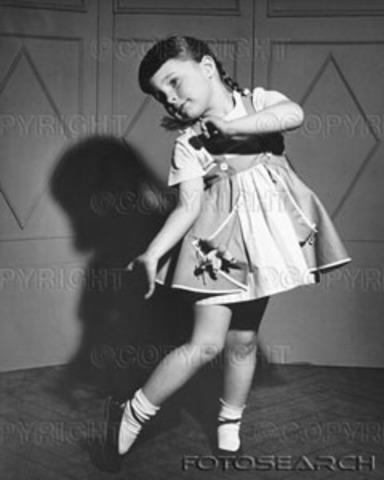 aprendi a bailar...