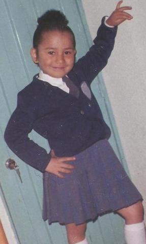 mi primer dia de colegio...