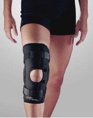 me descubren el problema de la rodilla