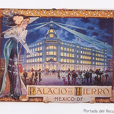 Historia de la moda en México timeline