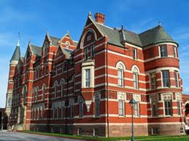 Gallaudet College in Washington DC